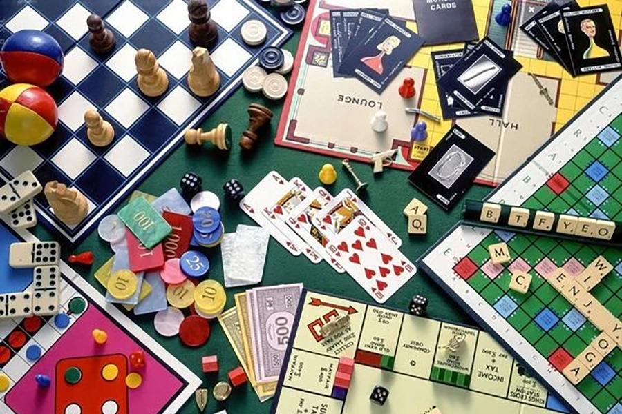 Brettspielbox