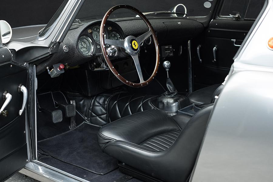 Ferrari 250G Berlinetta Prototipo Lenkrad und Armaturenbrett