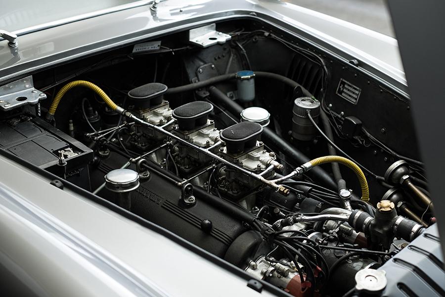 Ferrari 250G Berlinetta Prototipo Motor