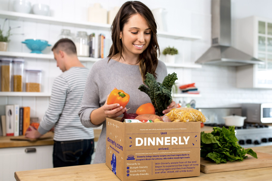 Best Home Delivery Mahlzeitensets - Abendessen