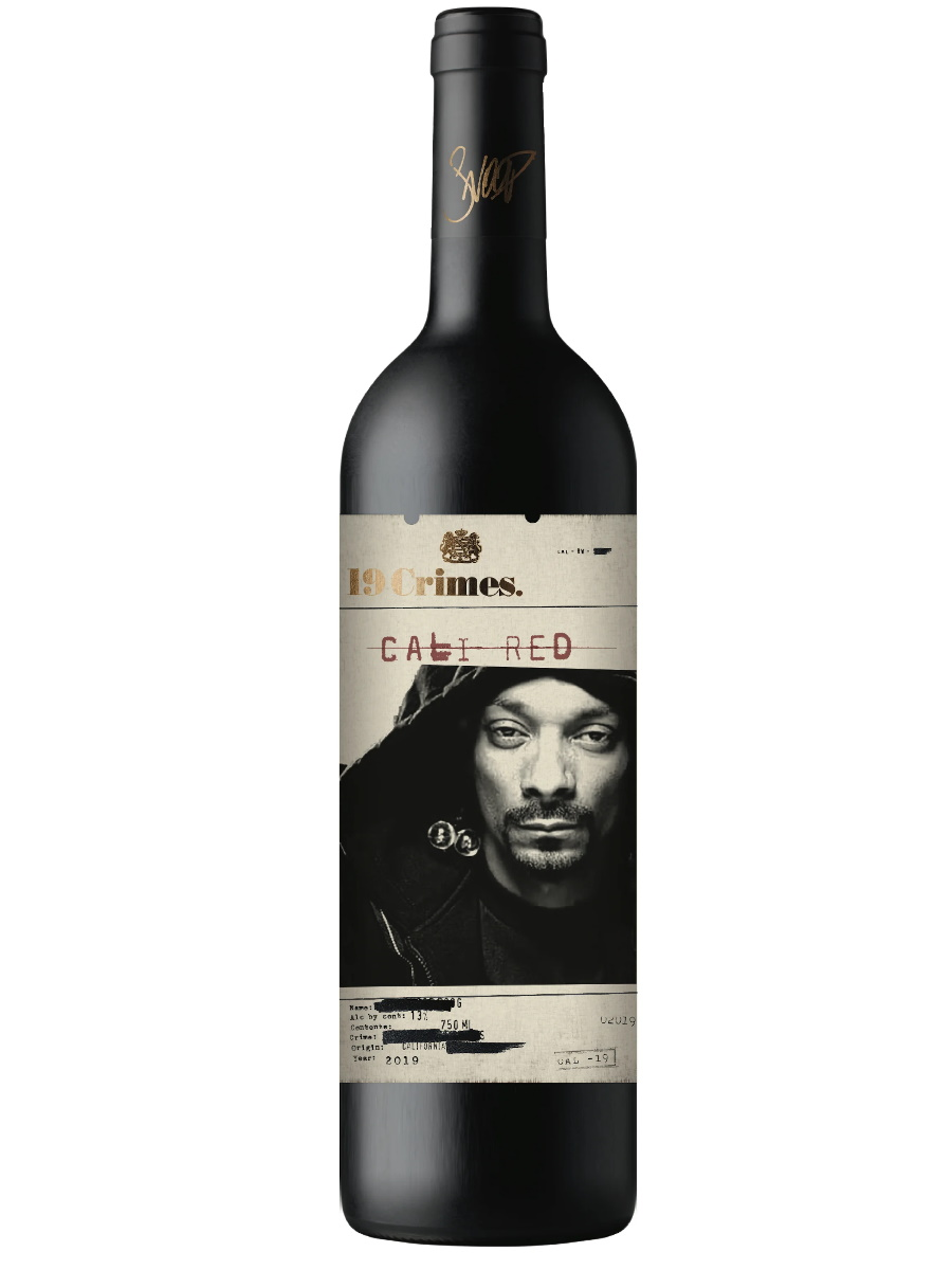 Snoop Dogg Cali Rotwein