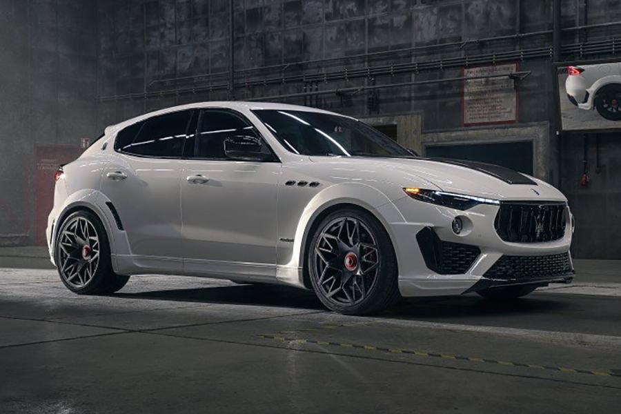 NOVITECs ESTESO Maserati Levante SUV-Fahrzeug