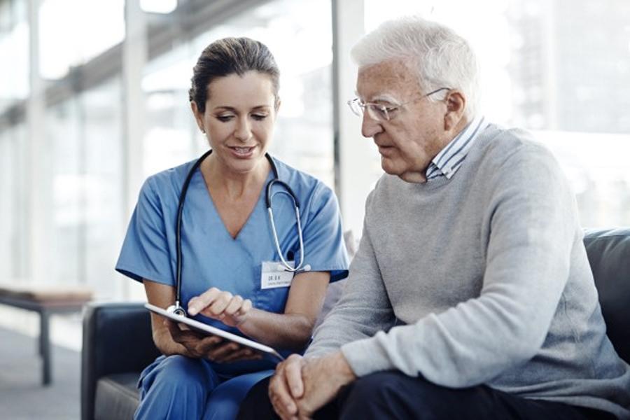 Wohlfühlfreitag - Altenpflege