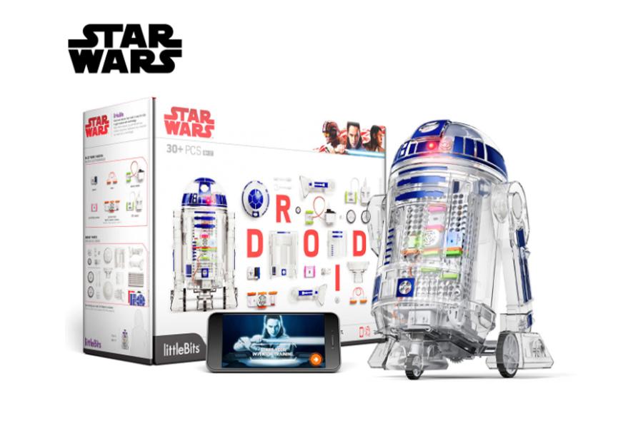 LittleBits Star Wars R2-D2 Droiden-Erfinder-Kit