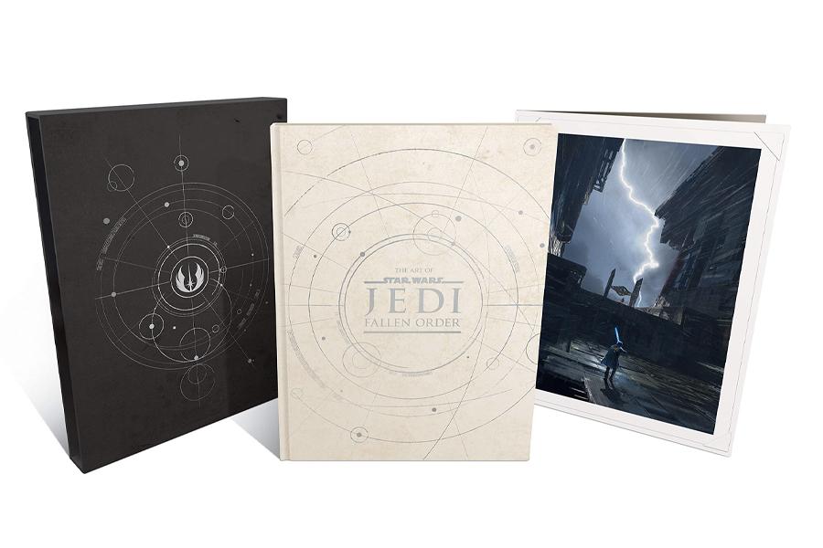 Die Kunst des Star Wars Jedi-Fallen Order Limited Edition