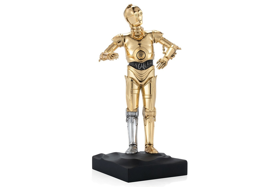 Royal Selangor Star Wars Figur - C-3PO