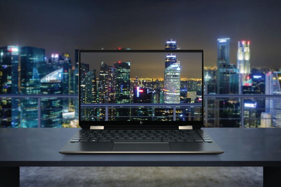 HP Spectre x360 schneidet Design und Leistung nicht ab