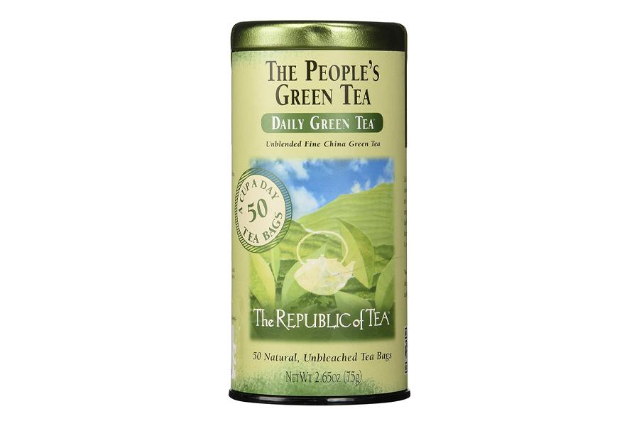 Der grüne Tee des Volkes