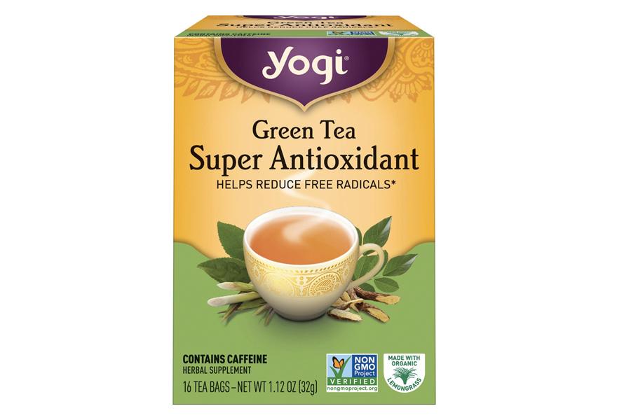 Yogi Grüner Tee Super Antioxidans
