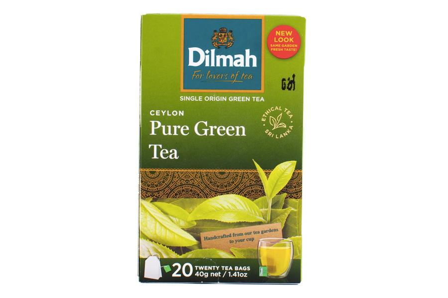 Dilmah Pure Ceylon Grüntee