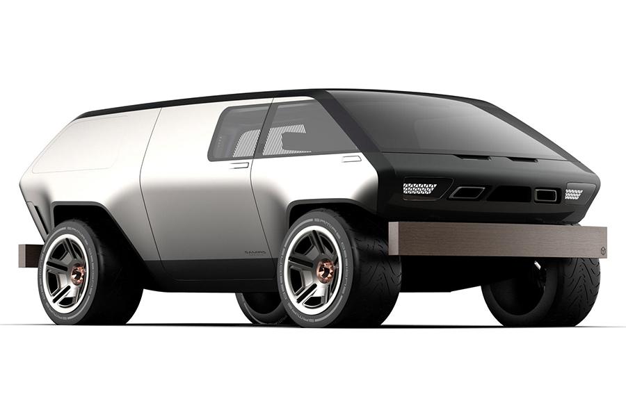 Brubaker Box Minivan definiert den Party Van neu