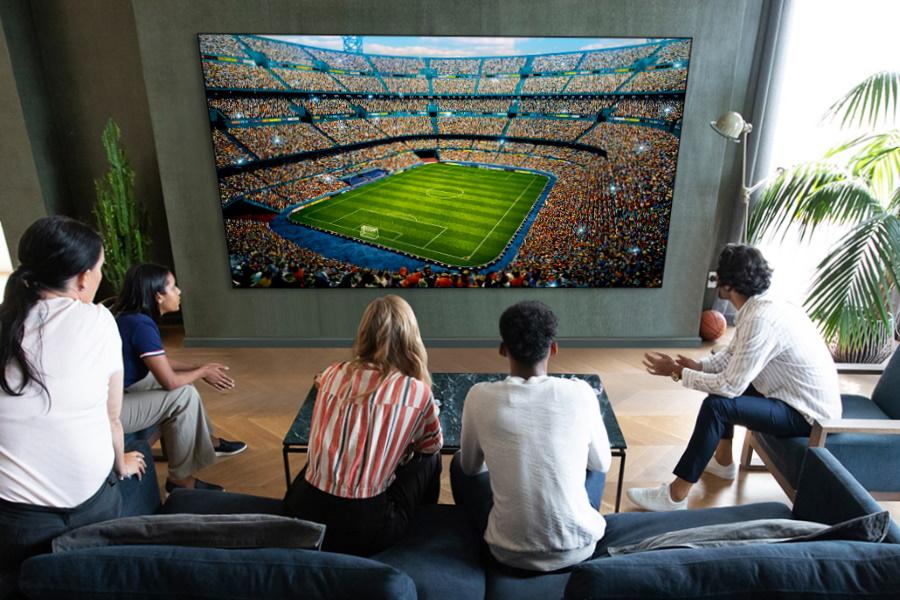 Fernseher Gewinnen