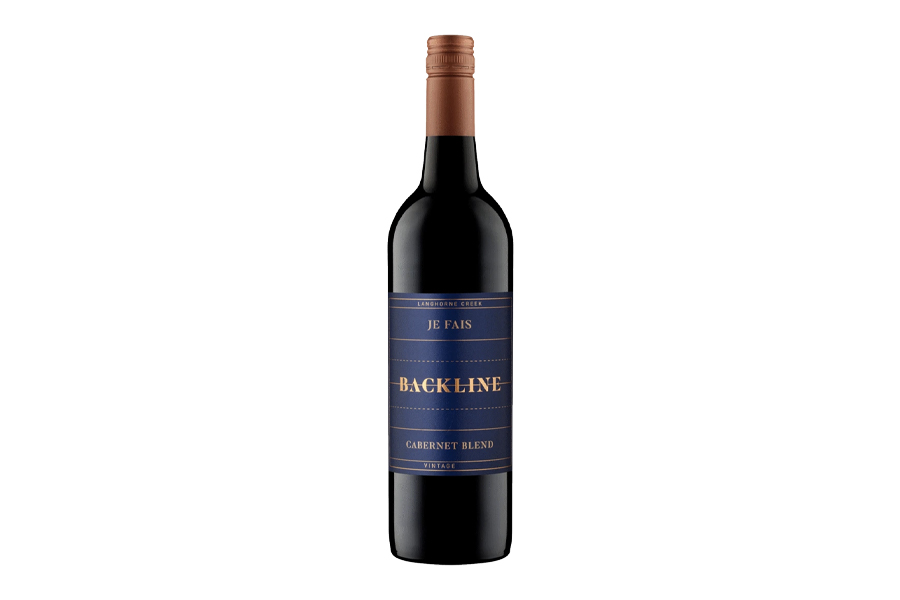 Backline 'Je Fais' Langhorne Creek Carbernet Blend 2018