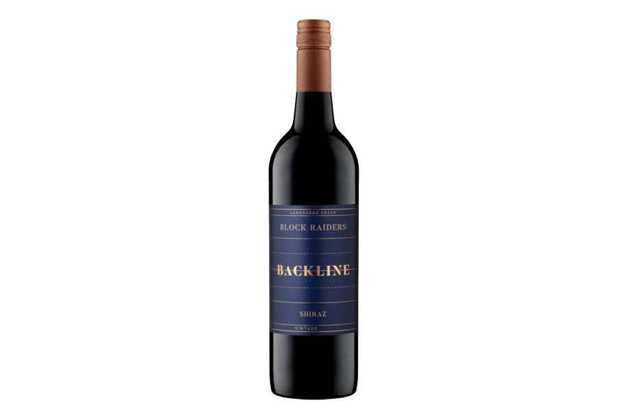 Backline 'Block Raiders' Langhorne Creek Shiraz 2018
