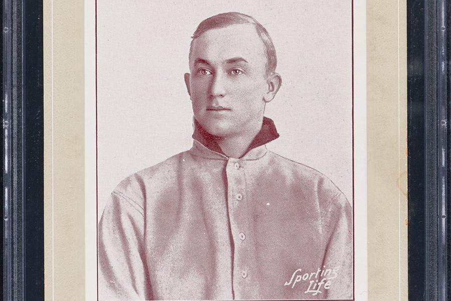 Elite Online Auction verkauft seltene Babe Ruth & Ty Cobb Rookie-Karten