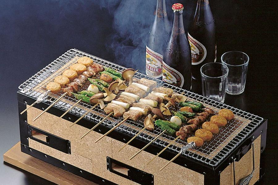 11 besten Hibachi Grills & Barbecues für jeden Anlass