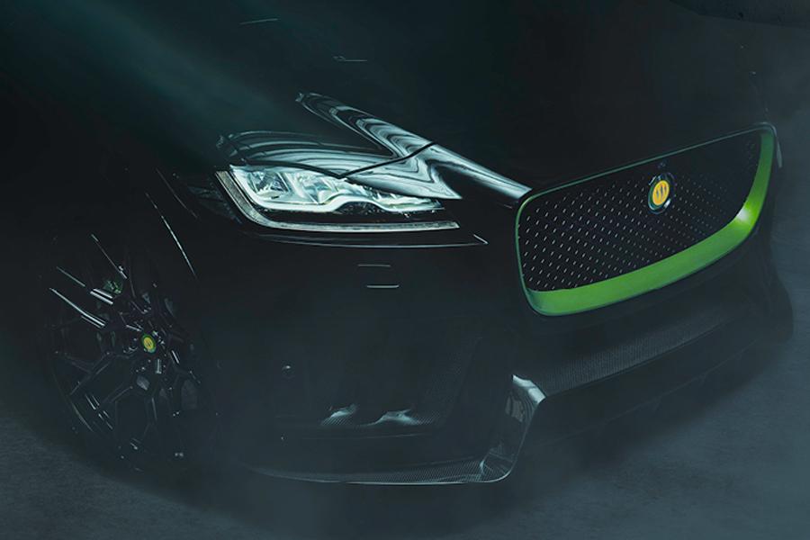 Lister Stealth als schnellster SUV der Welt gehänselt