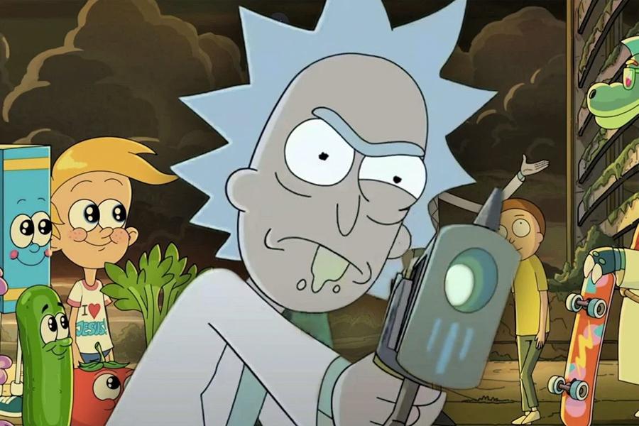 1 Rick und Morty Eine Episode pro Monat