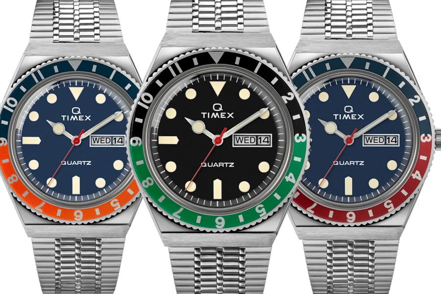Die neuen Timex-Neuauflagen von Timex im Wert von 179 US-Dollar sind jetzt verfügbar