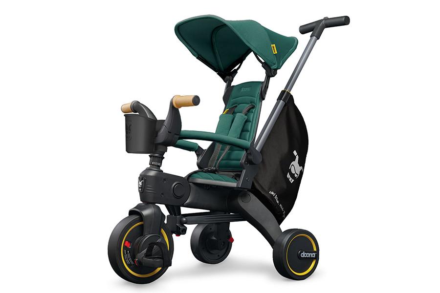 Doona Liki Trike S5 wächst mit Ihrem Kind