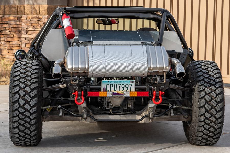 1999 Chevrolet Corvette Buggy Rückansicht