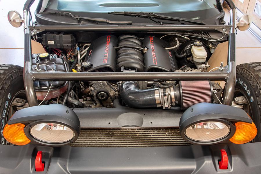 1999 Chevrolet Corvette Buggy Motor