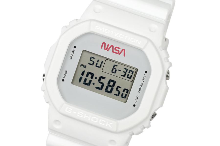 Casio G-Shock NASA Limited Edition startet erfolgreich