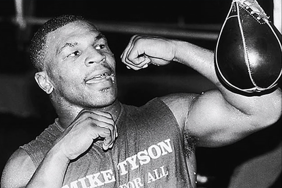 Mike Tyson Workout & Diät
