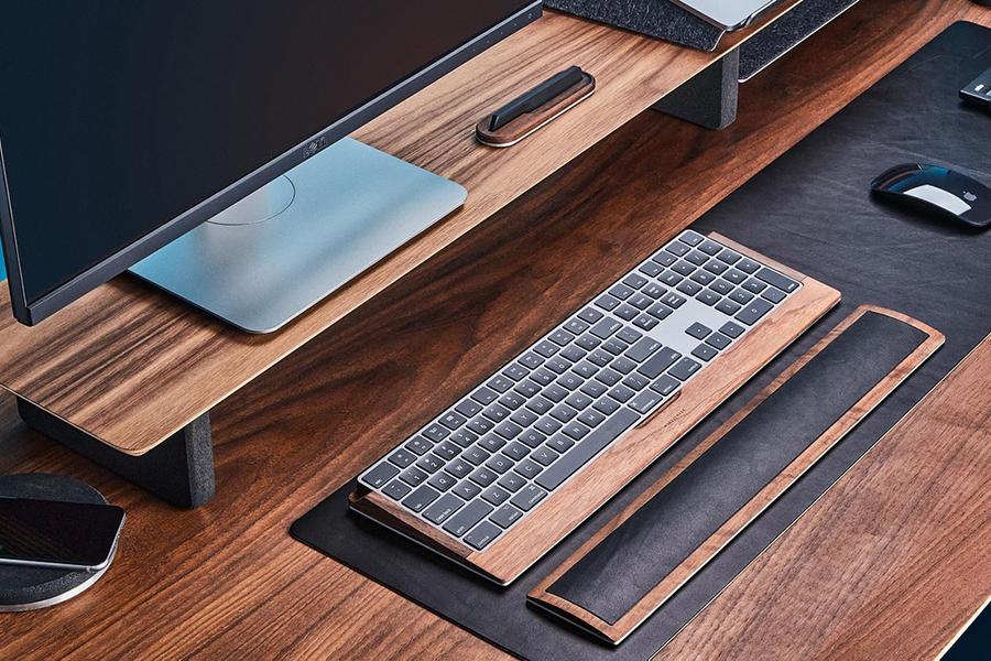 Groovemade Deskpad Collection mit Tastatur
