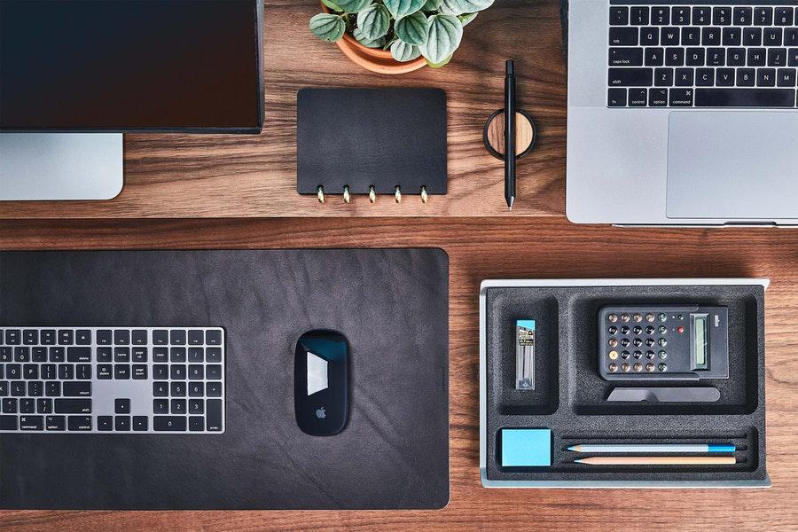 Grovemade Deskpad Collection verschönert Ihre Workstation