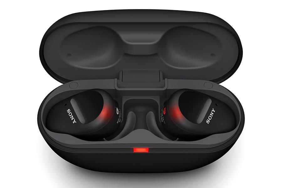Sony WF-sp800n 2