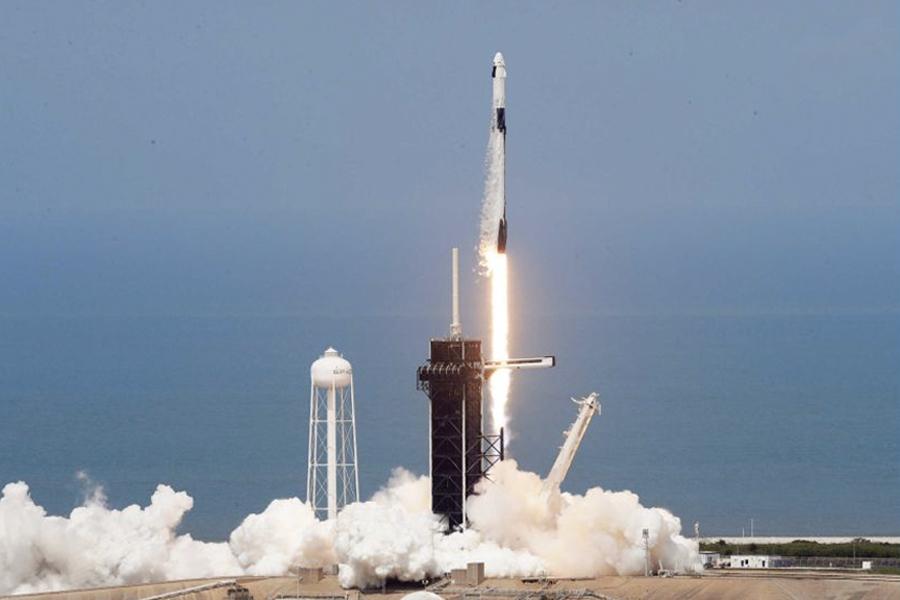 SpaceX-Start 1