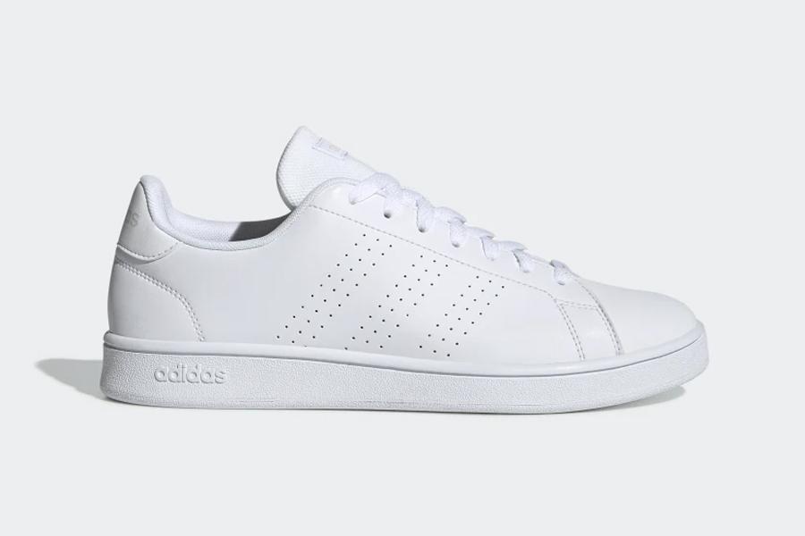 Vorteil Cloudfoam weißer Sneaker