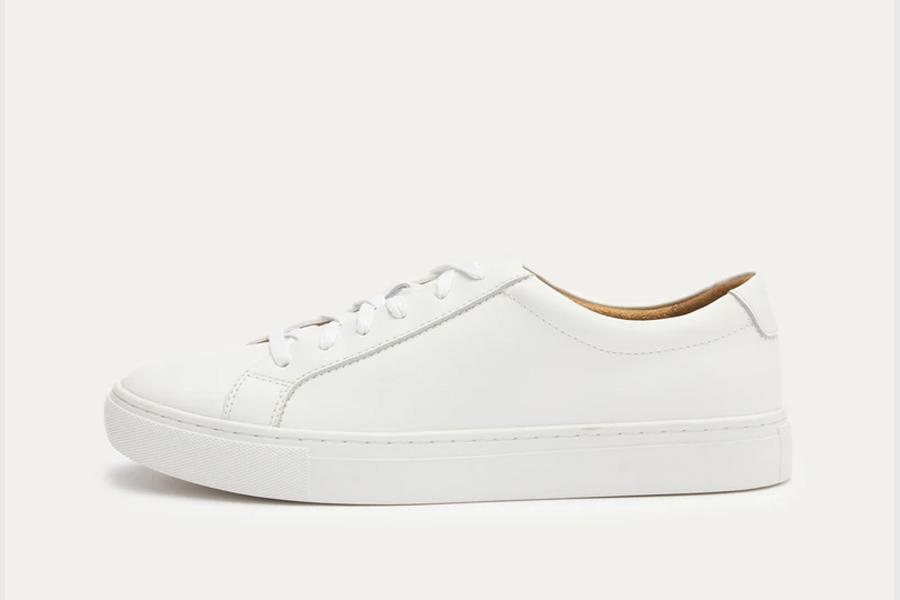 New Republic Kurt Ledersneaker