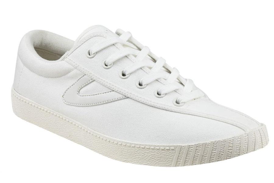 Tretorn Nyliteplus weißer Sneaker
