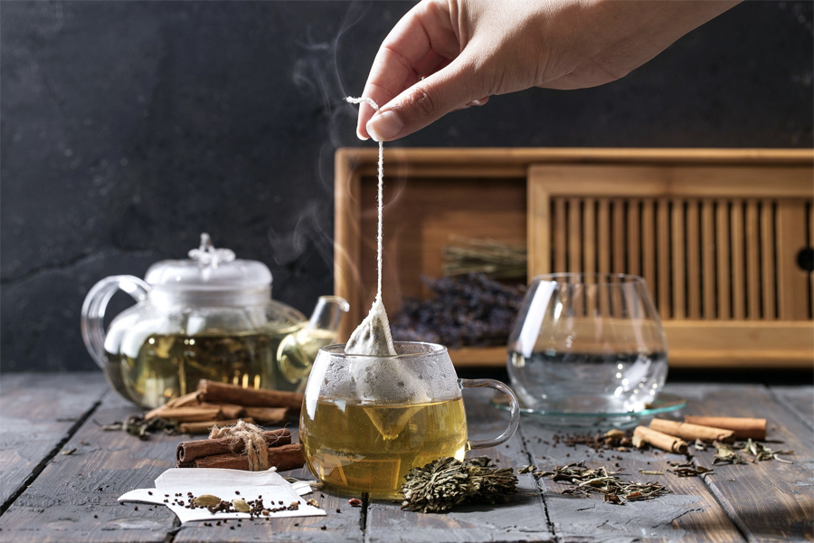 7 Gesundheitliche Vorteile von grünem Tee