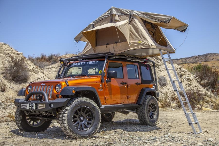 8 besten Dachzelte für Outdoor-Abenteuer