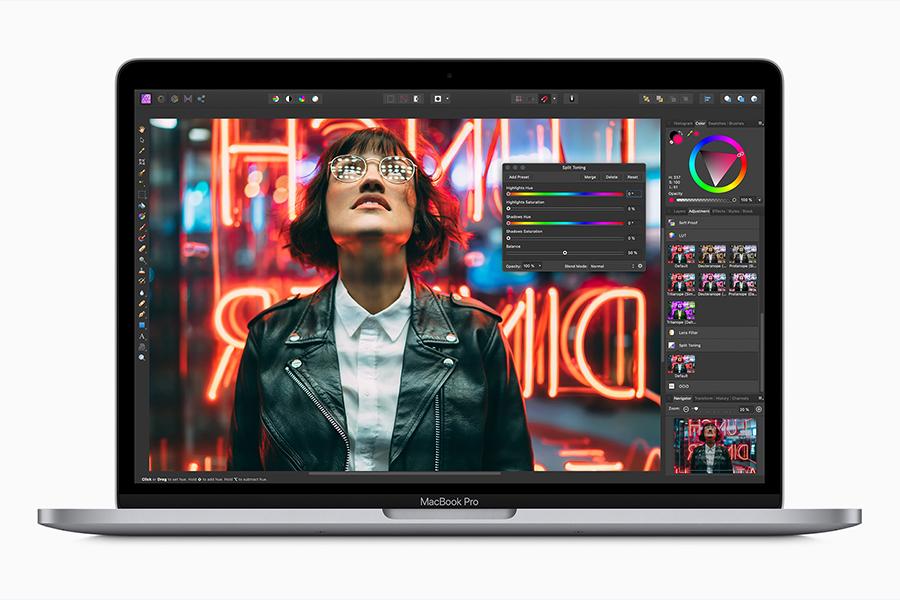 Apple rüstet das 13-Zoll-MacBook Pro schneller auf und verdoppelt den Speicherplatz