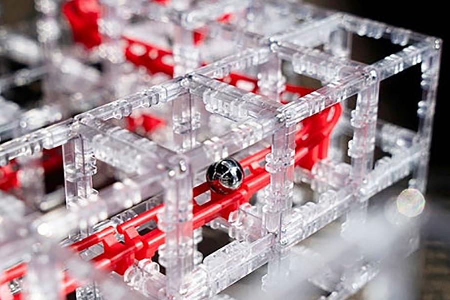 Magnetwürfel magnetische Marmorblöcke