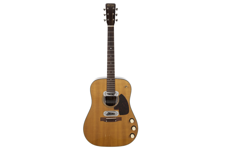Kurt Cobain MTV Unplugged Gitarre