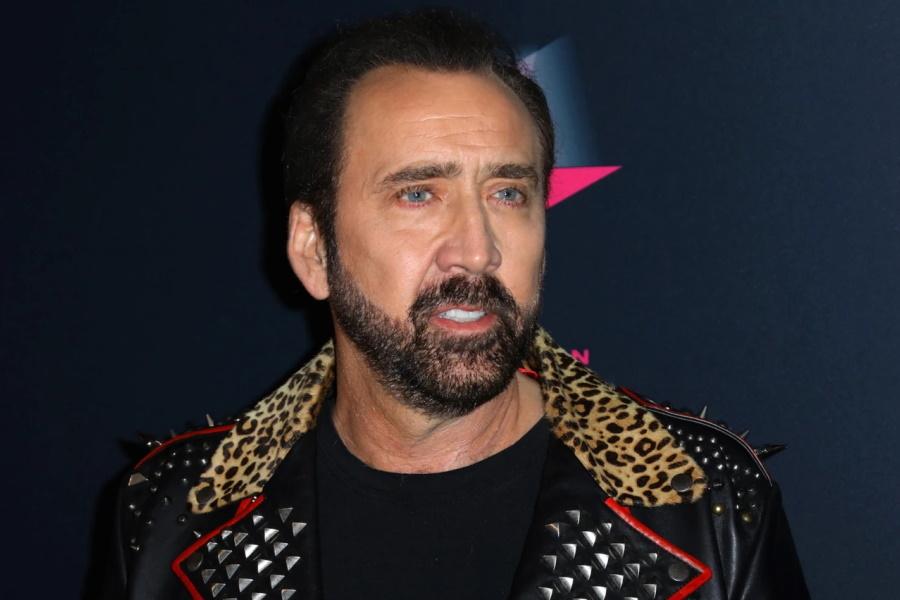Nicolas Cage spielt Joe Exotic in der Scripted Tiger King-Serie