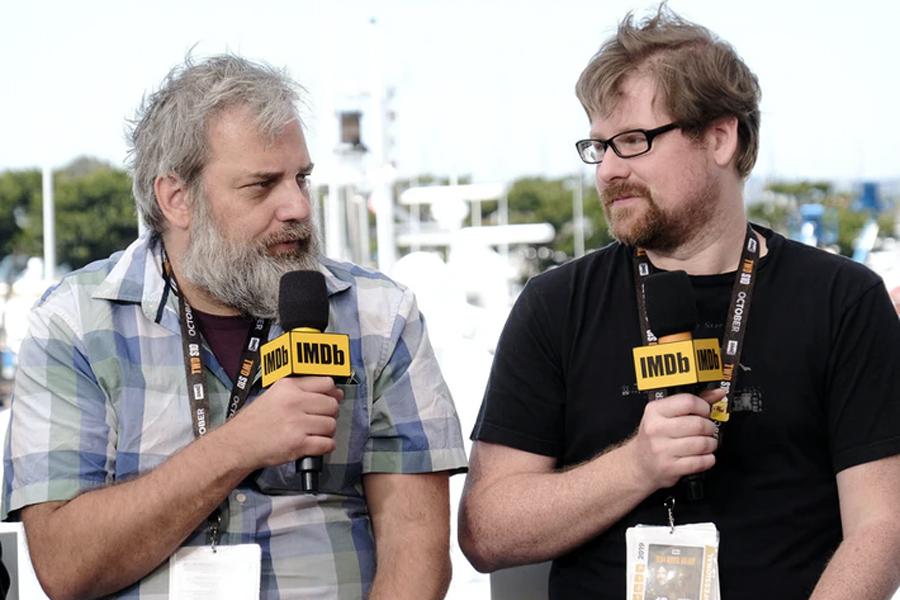 Die Schöpfer von Rick und Morty, Justin Roiland und Dan, harmonieren