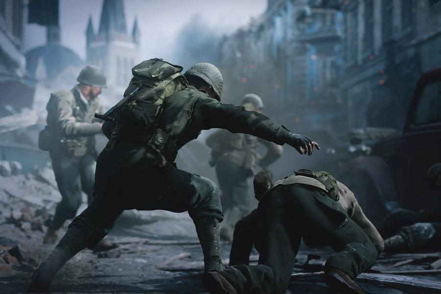 Call of Duty - Zweiter Weltkrieg