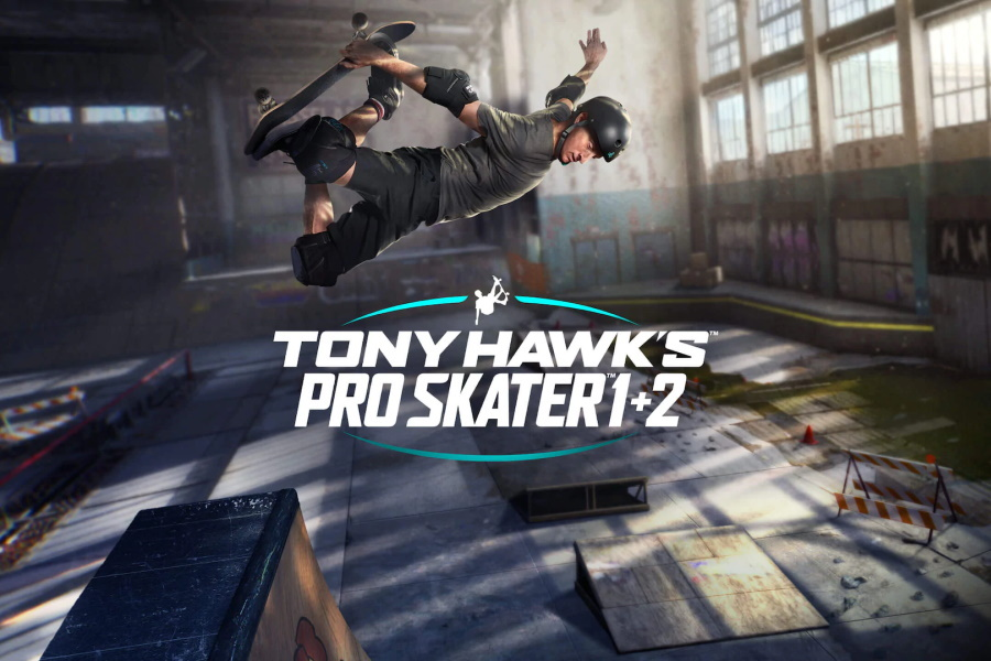 Tony Hawk Pro Skater 1 und 2 - Feature