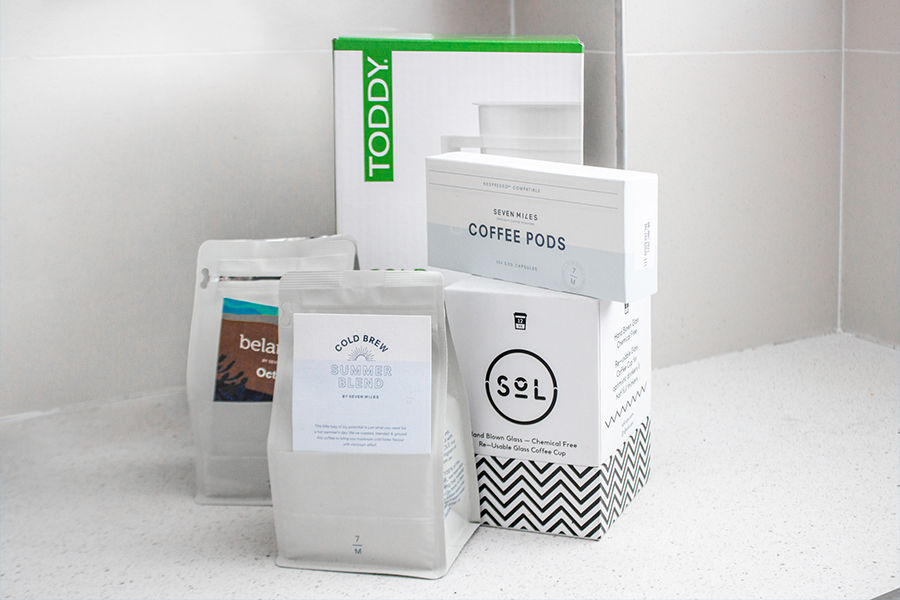 WKUS - Cold Brew Coffee