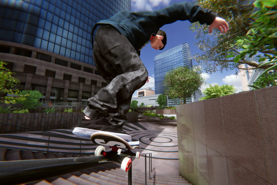 Skater XL Screenshot