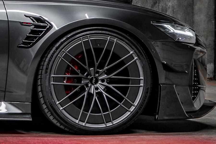 Audi R Avant Superwagon Rad