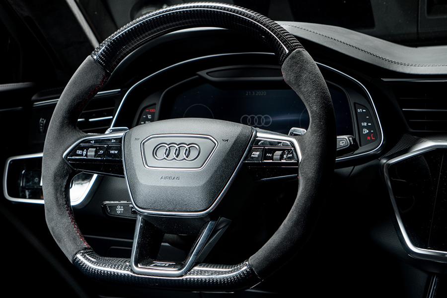 Audi R Avant Superwagon Lenkrad