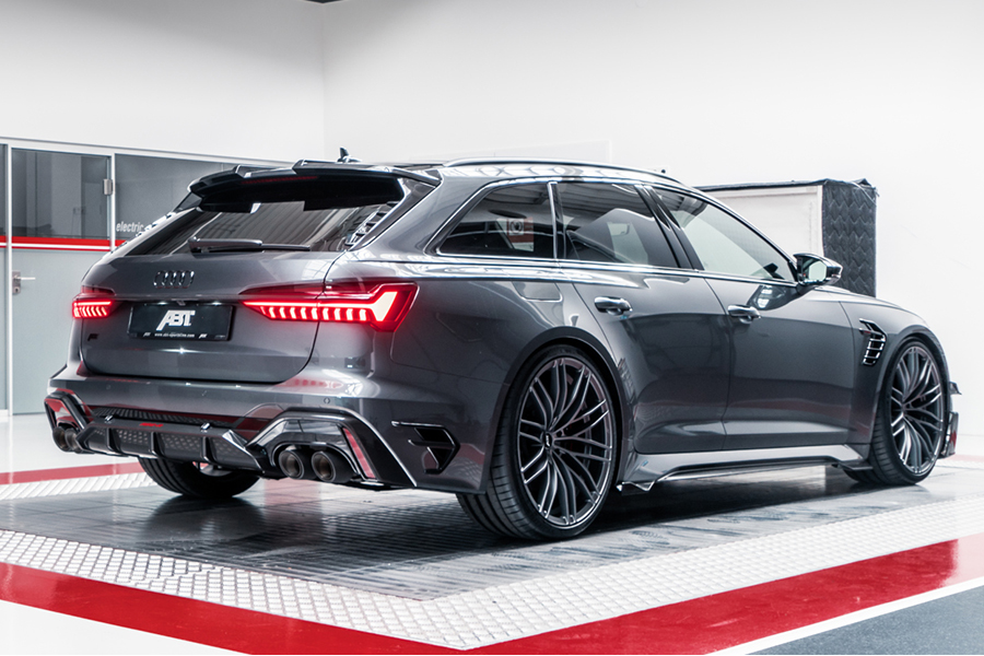 Audi R Avant Superwagon Limited Edition