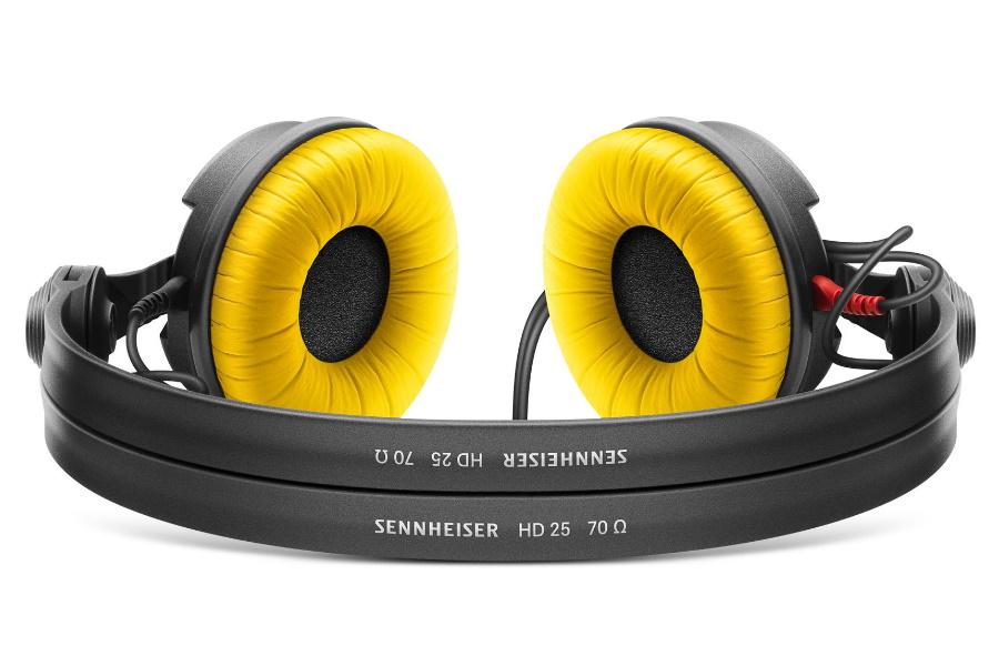Kaufen Sie Sennheiser HD 25-Kopfhörer und erhalten Sie eine Sonderedition… wenn Sie Glück haben